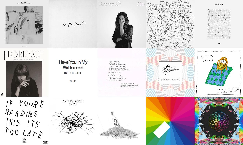albums color-4