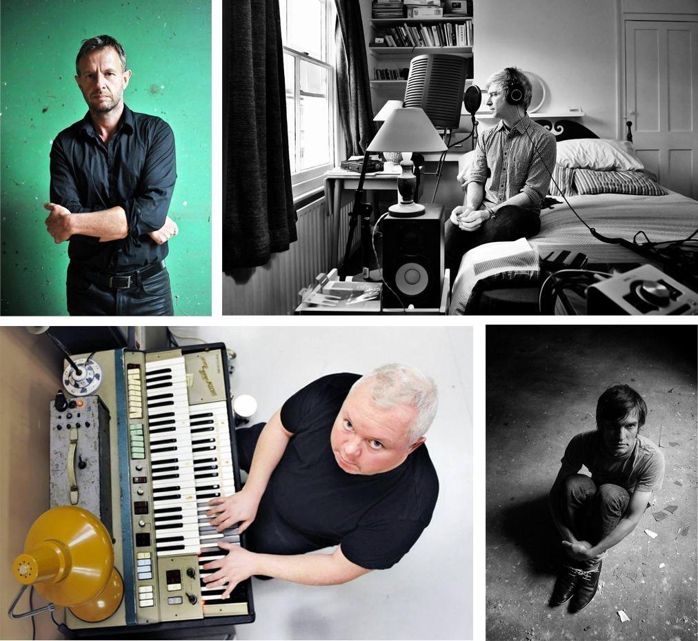 A Movement Of Return,, Matthew Caws, Matthieu Malon et Erik Arnaud - Photographies © Stéphane Merveille