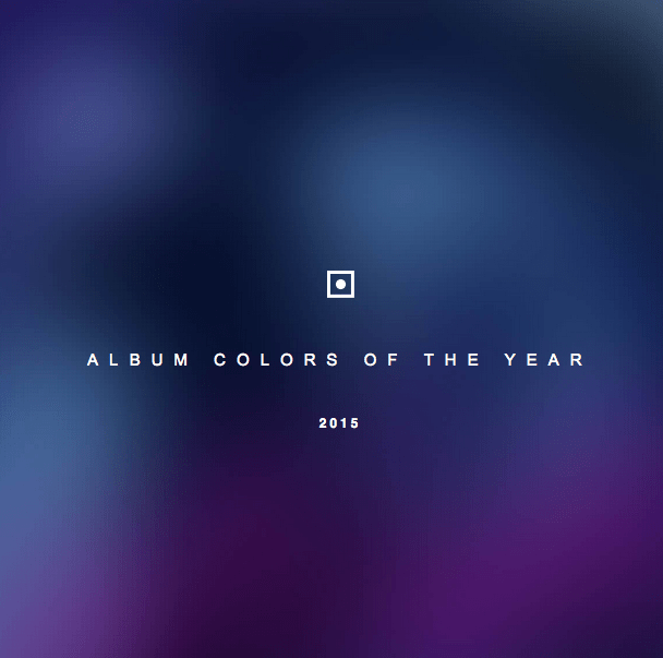 Album Colors of The Year (2015)